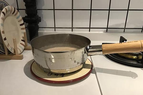 夏天吃出水光肌的小tips——进口奶锅轻松打造