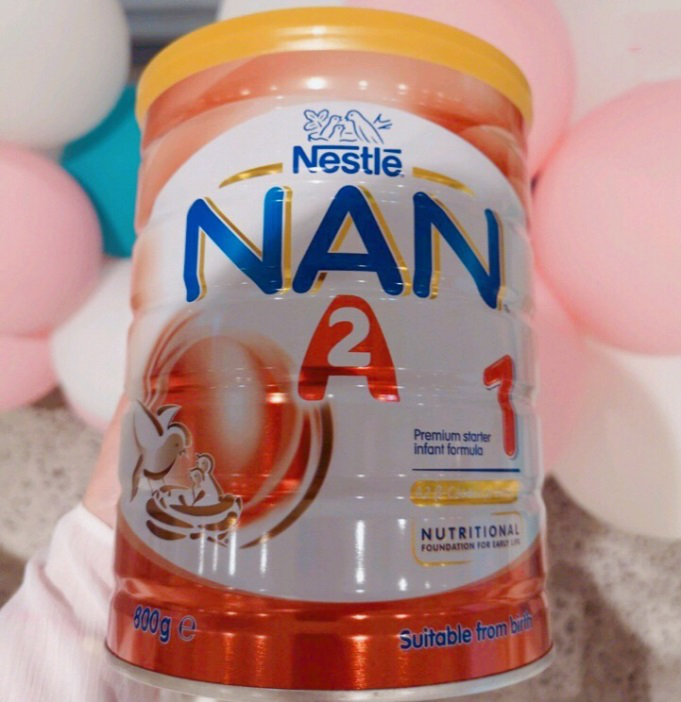 A2奶粉选澳洲能恩,宝宝的真爱,妈妈的放心